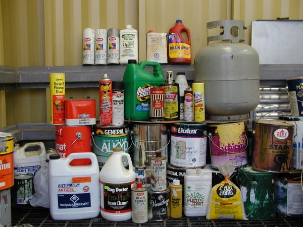 Household Hazardous Waste Part 7 Of 7